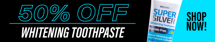 Whitening Toothpaste 50%