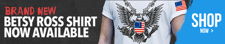 Betsy Ross American Eagle Not Nazi Shirt