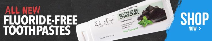 New Line of Supplements - Dr. Jones Naturals Is Now Live!