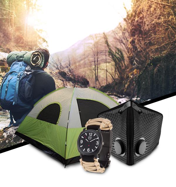 Outdoor Survival Gear