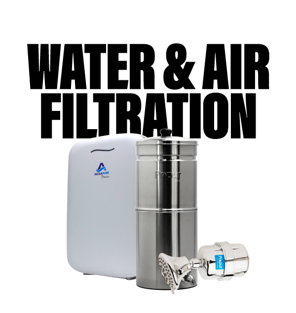 Water And Air Filtration