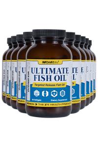 Ultimate Fish Oil 10-Pack