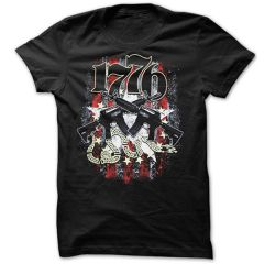 1776 AR15 T-Shirt
