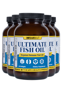 Ultimate Fish Oil 5-Pack