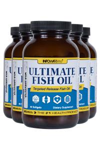 Ultimate Fish Oil 5-Pack