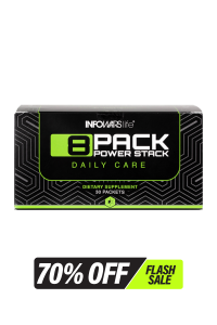 AM / PM Day And Night Pack 8 Pack Power Stack