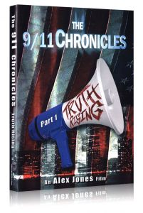 Front cover of The 9/11 Chronicles: An Alex Jones Film