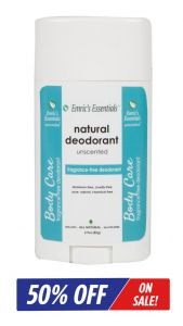 Emric's Essentials Natural Deodorant 50% Off On Sale