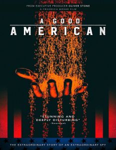 Front cover of A Good American DVD
