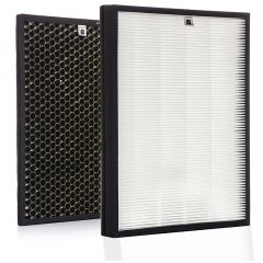 Separated AlexaPure Breeze Certified Replacement Filters
