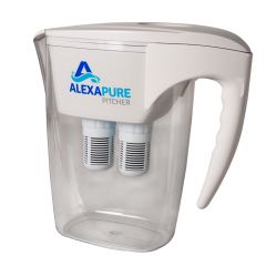 Alexapure Water Pitcher from Infowars Store