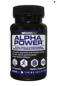 Alpha Power 12 Days of Christmas Special