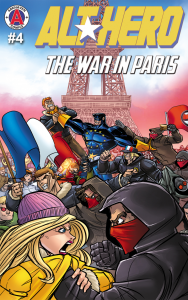 Alt-Hero #4 - The War In Paris