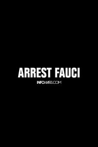 Arrest Fauci - Bumper Sticker