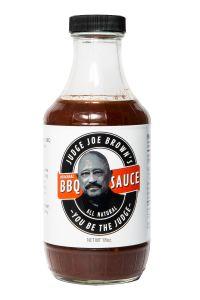 Judge Joe Brown's BBQ Sauce