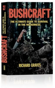 Front cover of Bushcraft by Richard Graves
