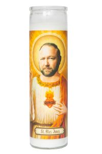 St. Alex Jones Prayer Candle