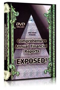 Front cover of comprehensive Annual Financial Reports Exposed DVD