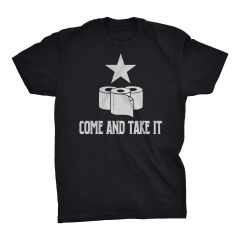 Coronavirus Come And Take It t-Shirt