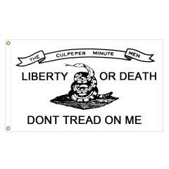 Culpeper Minutemen Flag