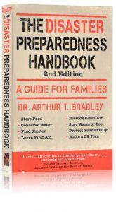Front cover of the Disaster Preparedness Handbook by Arthur Bradley