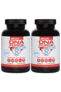 2 Bottles Of Infowars Life DNA Force Plus
