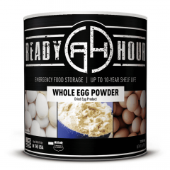 Whole Egg Powder (72 servings)