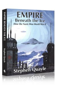 Front cover of Stephen Quayle's Empire Beneath the Ice