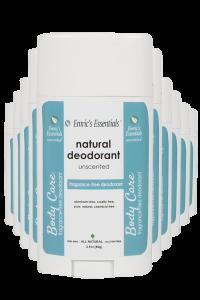 Emric's Essentials Deodorant - Unscented: 10 Pack