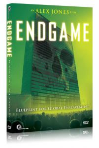 Front cover of Endgame DVD