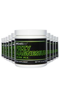 Ionic Fizzy Magnesium Drink Mix 10 Pack