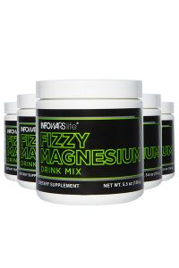 Ionic Fizzy Magnesium Drink Mix 5 Pack