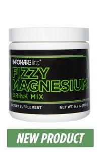 Ionic Fizzy Magnesium Drink Mix