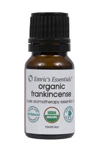 Organic Frankincense Essential Oil From Emric's Essentials 50% Off On Sale
