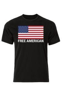 Infowars Free American T-Shirt
