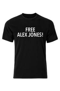 Free Alex Jones T-Shirt