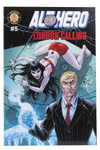 Alt-Hero #5 - London Calling