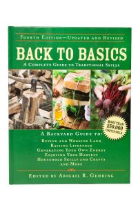 Back to Basics (A Complete Guide to Traditional Skills)
