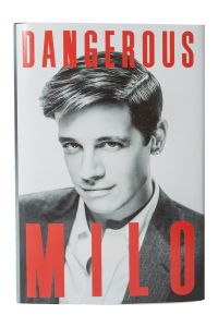Front cover of Dangerous by Milo Yiannopoulos book