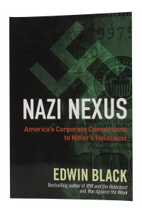 Front cover of Nazi Nexus book
