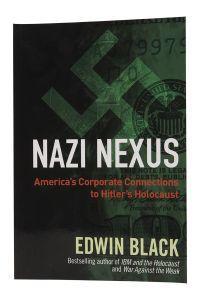 Front cover of Nazi Nexus book