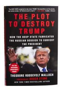 The Plot To Destroy Trump - Theodore Malloch