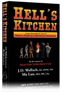 Front cover of Hell's Kitchen book by J.D. Wallach
