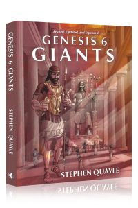 Front cover of Genesis 6 Giants Volume 2