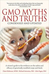 Front cover of GMO Myths and Truths