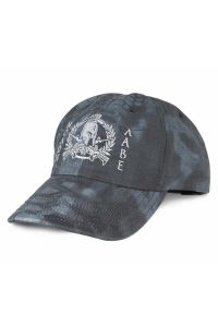 Side view of the Kryptic Typhoon Molon Labe Hat