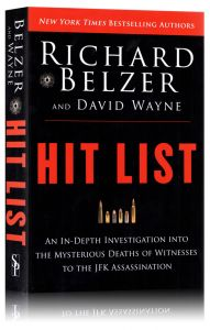 Front cover of Hit List by Richard Belzer