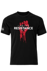 I Am The Resistance T-Shirt
