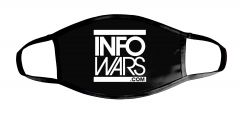 Limited Edition Infowars Face Mask