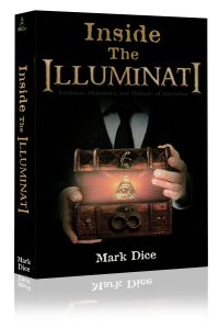 Front cover of Inside the Illuminati by Mark Dice